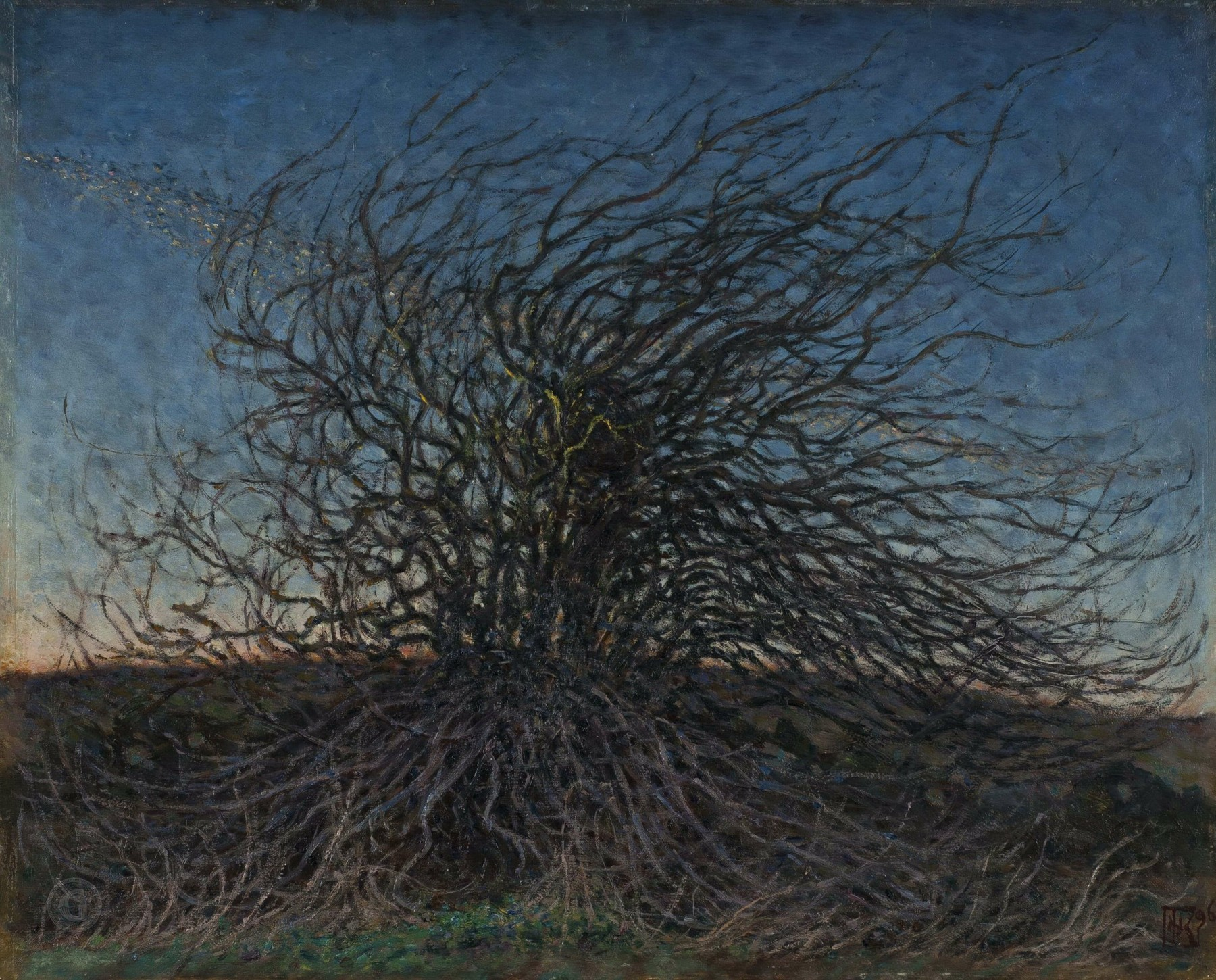 Niels Krueger - Spring Evening