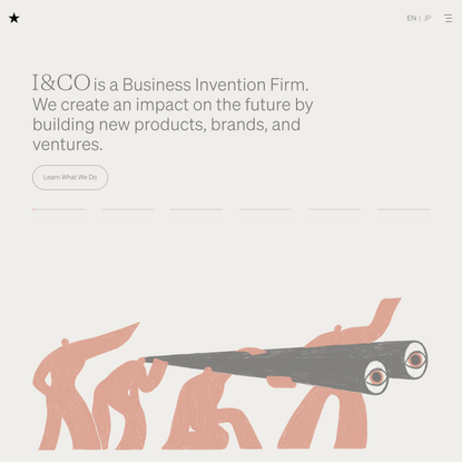 I&CO | Building Practical Futures
