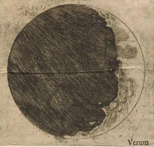 Gallileo's Moon