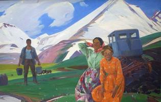 Sarkis Muradian, 1960