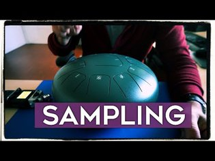 AKAI MPC One: Sampling some acoustic instruments (free download)