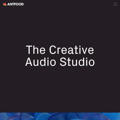 The CreativeAudio Studio