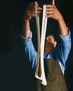 Xi'an famous foods cookbook