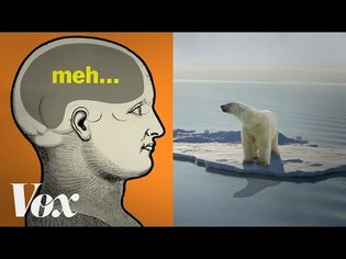 Why humans are so bad at thinking about climate change