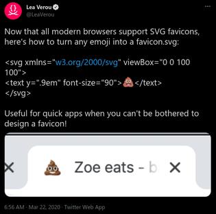SVG favicons