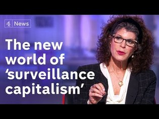 Shoshana Zuboff on 'surveillance capitalism' and how tech companies are always watching us