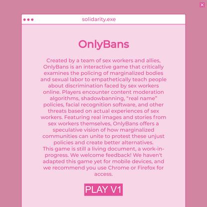 OnlyBans