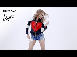 Kylie Minogue - Timebomb (Official Video)