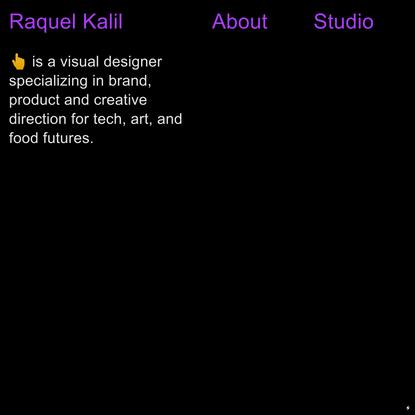 Raquel Kalil