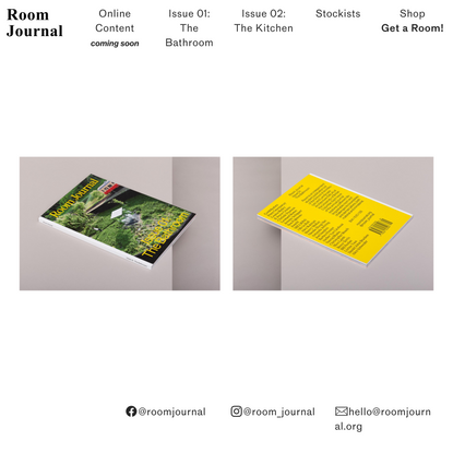 Room Journal