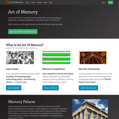 Improve Your Memory With Free Brain Training Games and Software