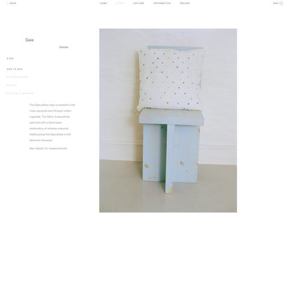 Gaia | Cecilie Bahnsen - Official website & online store