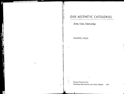ngai-sianne_ouraestheticcategories_notes.pdf