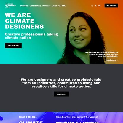 Climate Designers