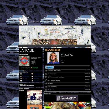 JAI PAUL on MySpace Music