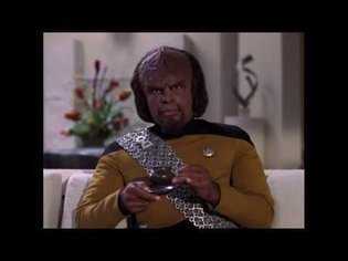 "Star Trek TNG - Worf: ""Good Tea, Nice House"" (HD)"