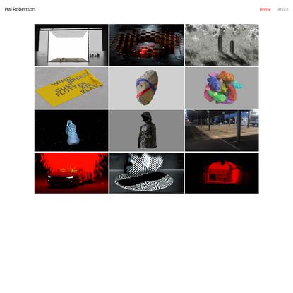 Hal Robertson - Motion Design