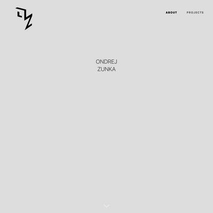 Ondrej Zunka – 3D Artist & Designer