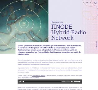 ΠNODE Hybrid Radio Network