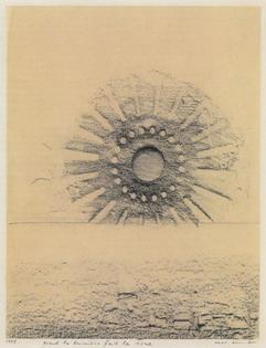 Max Ernst, When Light Cartwheels