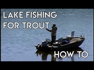 Lake Fishing for Trout Part 2 with Brian Chan