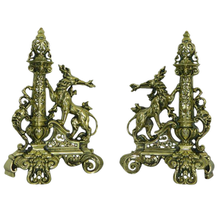 pair-of-chenets-or-andirons-with-a-center-bar-or-fender-19th-century-1870