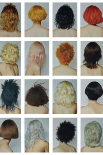 Tomihiro Kono, Personas | from The Art of Wig Making vol.2 - The second chapter interactive wig exhibition, in Tokyo