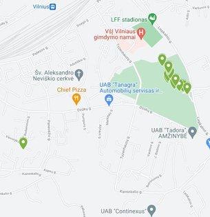 Walk_02_Liepkalnis cemetery_Laura - Google My Maps