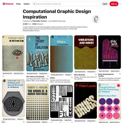 900+ idéer på Computational Graphic Design Inspiration i 2021 | grafisk, grafisk design, saul bass