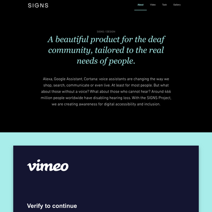 project-signs design (en)