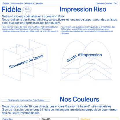 [:fr]Impression Riso[:en]Riso Printing[:]