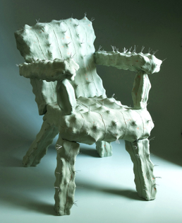 Cactus Chair by Jan Howlin