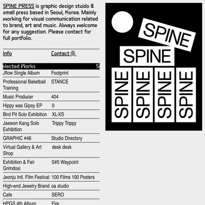 spinepress