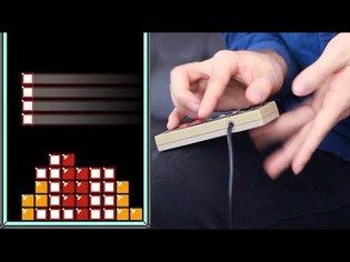 New NES Tetris Technique: Faster Than Hypertapping!