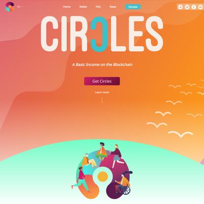 Circles UBI   Basic Income on the Blockchain