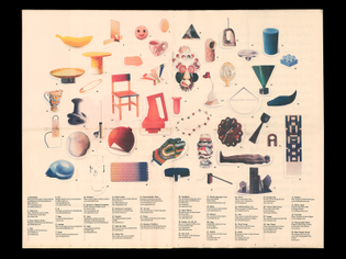 Objects with Love by Connie Hüsser