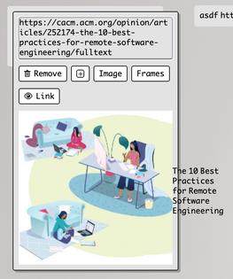 working on slack-style url unfurling
