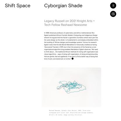 Cyborgian Shade - Legacy Russell