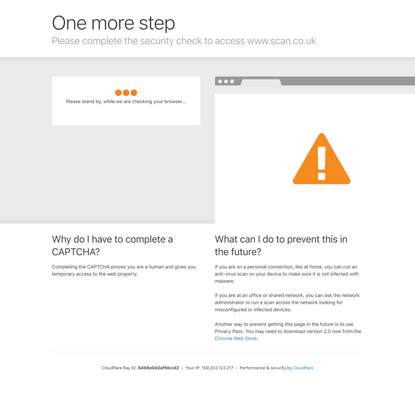 Attention Required!   Cloudflare