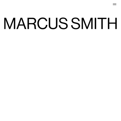 Marcus Smith | Projects