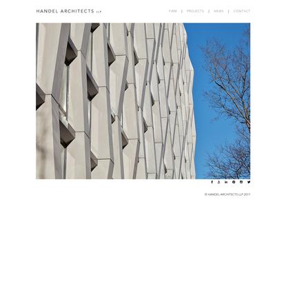 handelarchitects.com   Handel Architects