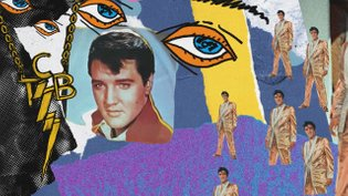 Elvis Presley - Can't Help Falling In Love (Official Animated Video)