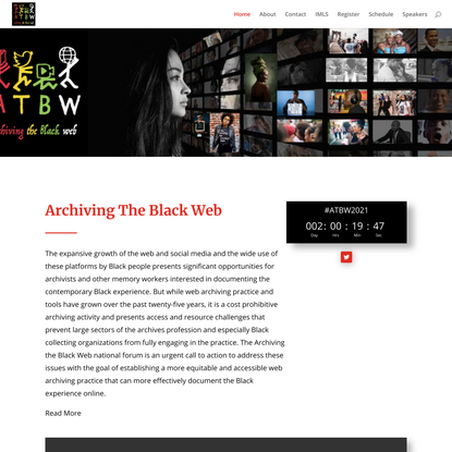 Archiving the Black Web | ABW