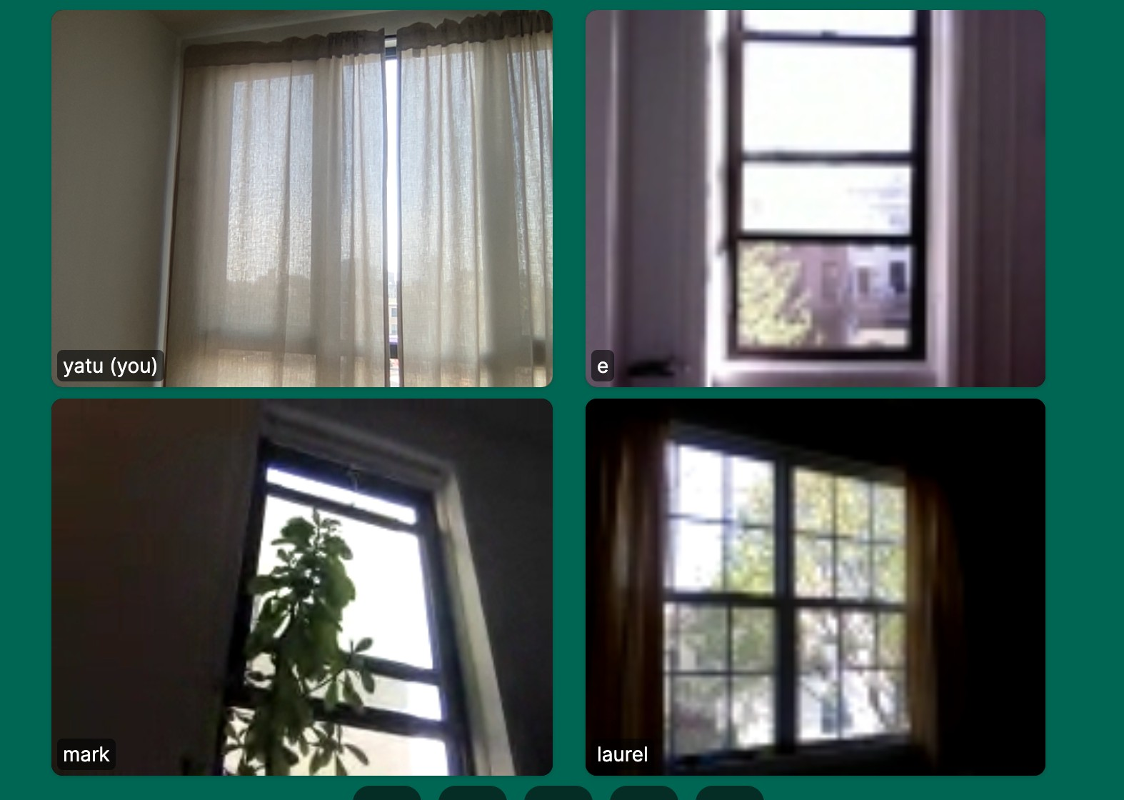 Our windows