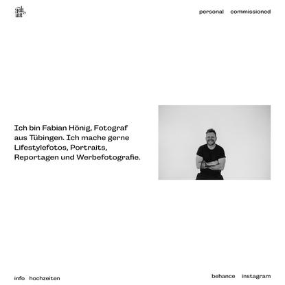 Werbe-, und Lifestylefotografie | Fabian Hönig | Fotograf Tübingen