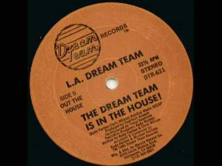 L.A. Dream Team - The Dream Team Is In The House (Acapella)
