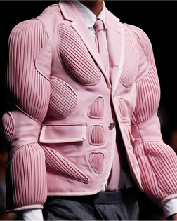 Muscle Suit Thom Browne SS15
