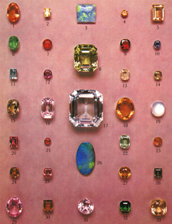 Jewels scanned from'Popular Antiques' Edited by Paul Atterbury. Published 1977.