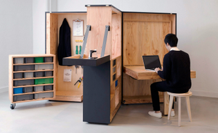 Office in a box