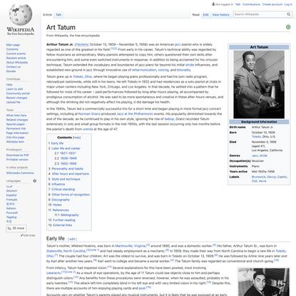 Art Tatum - Wikipedia